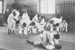 jujitsu school